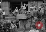 Image of 7th Division infantrymen Kin Okinawa Ryukyu Islands, 1945, second 38 stock footage video 65675052688