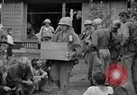 Image of 7th Division infantrymen Kin Okinawa Ryukyu Islands, 1945, second 39 stock footage video 65675052688