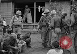 Image of 7th Division infantrymen Kin Okinawa Ryukyu Islands, 1945, second 42 stock footage video 65675052688