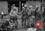 Image of 7th Division infantrymen Kin Okinawa Ryukyu Islands, 1945, second 43 stock footage video 65675052688