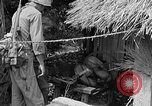 Image of 7th Division infantrymen Kin Okinawa Ryukyu Islands, 1945, second 52 stock footage video 65675052688
