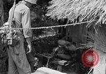 Image of 7th Division infantrymen Kin Okinawa Ryukyu Islands, 1945, second 54 stock footage video 65675052688