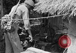 Image of 7th Division infantrymen Kin Okinawa Ryukyu Islands, 1945, second 56 stock footage video 65675052688