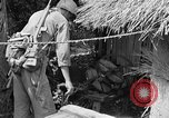 Image of 7th Division infantrymen Kin Okinawa Ryukyu Islands, 1945, second 57 stock footage video 65675052688