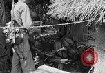Image of 7th Division infantrymen Kin Okinawa Ryukyu Islands, 1945, second 58 stock footage video 65675052688