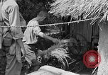 Image of 7th Division infantrymen Kin Okinawa Ryukyu Islands, 1945, second 61 stock footage video 65675052688