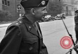 Image of Major General Floyd L Parks Potsdam Germany, 1945, second 16 stock footage video 65675052715