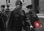 Image of Major General Floyd L Parks Potsdam Germany, 1945, second 22 stock footage video 65675052715