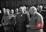 Image of Harry Truman Potsdam Germany, 1945, second 35 stock footage video 65675052717
