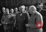 Image of Harry Truman Potsdam Germany, 1945, second 37 stock footage video 65675052717