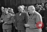Image of Harry Truman Potsdam Germany, 1945, second 40 stock footage video 65675052717