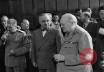 Image of Harry Truman Potsdam Germany, 1945, second 41 stock footage video 65675052717