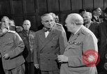 Image of Harry Truman Potsdam Germany, 1945, second 43 stock footage video 65675052717
