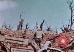 Image of 1st Marine Regiment Shuri Okinawa Ryukyu Islands, 1945, second 12 stock footage video 65675052722