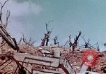 Image of 1st Marine Regiment Shuri Okinawa Ryukyu Islands, 1945, second 19 stock footage video 65675052722
