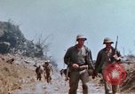 Image of 1st Marine Regiment Shuri Okinawa Ryukyu Islands, 1945, second 54 stock footage video 65675052722