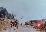 Image of 1st Marine Regiment Shuri Okinawa Ryukyu Islands, 1945, second 60 stock footage video 65675052722