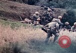 Image of 1st Battalion 1st Marines Naha Okinawa Ryukyu Islands, 1945, second 38 stock footage video 65675052727