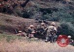 Image of 1st Battalion 1st Marines Naha Okinawa Ryukyu Islands, 1945, second 45 stock footage video 65675052727