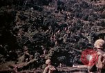 Image of 1st and 2nd Marine Battalions Okinawa Ryukyu Islands, 1945, second 15 stock footage video 65675052761