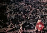 Image of 1st and 2nd Marine Battalions Okinawa Ryukyu Islands, 1945, second 18 stock footage video 65675052761