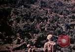 Image of 1st and 2nd Marine Battalions Okinawa Ryukyu Islands, 1945, second 22 stock footage video 65675052761