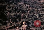 Image of 1st and 2nd Marine Battalions Okinawa Ryukyu Islands, 1945, second 27 stock footage video 65675052761