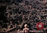 Image of 1st and 2nd Marine Battalions Okinawa Ryukyu Islands, 1945, second 28 stock footage video 65675052761