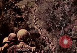 Image of 1st and 2nd Marine Battalions Okinawa Ryukyu Islands, 1945, second 56 stock footage video 65675052761