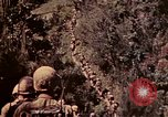 Image of 1st and 2nd Marine Battalions Okinawa Ryukyu Islands, 1945, second 57 stock footage video 65675052761