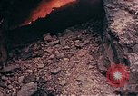 Image of Japanese cave Okinawa Ryukyu Islands, 1945, second 8 stock footage video 65675052801