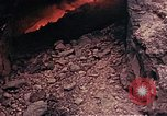 Image of Japanese cave Okinawa Ryukyu Islands, 1945, second 9 stock footage video 65675052801