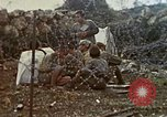 Image of Japanese prisoners Okinawa Ryukyu Islands, 1945, second 11 stock footage video 65675052813