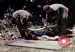 Image of 3rd Battalion 22nd Marines Okinawa Ryukyu Islands, 1945, second 30 stock footage video 65675052816
