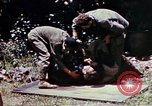 Image of 3rd Battalion 22nd Marines Okinawa Ryukyu Islands, 1945, second 43 stock footage video 65675052816