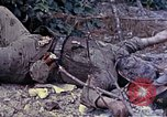 Image of dead bodies of Japanese soldiers Okinawa Ryukyu Islands, 1945, second 3 stock footage video 65675052819