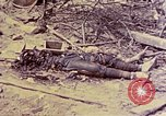 Image of dead bodies of Japanese soldiers Okinawa Ryukyu Islands, 1945, second 20 stock footage video 65675052819