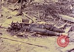 Image of dead bodies of Japanese soldiers Okinawa Ryukyu Islands, 1945, second 21 stock footage video 65675052819