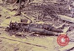 Image of dead bodies of Japanese soldiers Okinawa Ryukyu Islands, 1945, second 22 stock footage video 65675052819