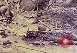 Image of dead bodies of Japanese soldiers Okinawa Ryukyu Islands, 1945, second 24 stock footage video 65675052819