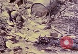 Image of dead bodies of Japanese soldiers Okinawa Ryukyu Islands, 1945, second 25 stock footage video 65675052819