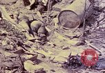 Image of dead bodies of Japanese soldiers Okinawa Ryukyu Islands, 1945, second 26 stock footage video 65675052819