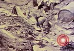 Image of dead bodies of Japanese soldiers Okinawa Ryukyu Islands, 1945, second 28 stock footage video 65675052819