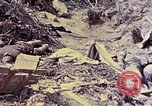 Image of dead bodies of Japanese soldiers Okinawa Ryukyu Islands, 1945, second 39 stock footage video 65675052819