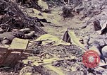 Image of dead bodies of Japanese soldiers Okinawa Ryukyu Islands, 1945, second 40 stock footage video 65675052819
