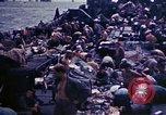 Image of 6th Marine Division 3rd Battalion 22nd Marines Okinawa Ryukyu Islands, 1945, second 22 stock footage video 65675052859