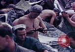 Image of 6th Marine Division 3rd Battalion 22nd Marines Okinawa Ryukyu Islands, 1945, second 41 stock footage video 65675052859