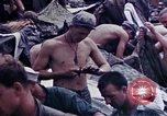 Image of 6th Marine Division 3rd Battalion 22nd Marines Okinawa Ryukyu Islands, 1945, second 43 stock footage video 65675052859