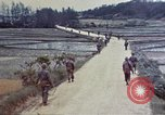 Image of Marine Reconnaissance company Okinawa Ryukyu Islands, 1945, second 13 stock footage video 65675052860