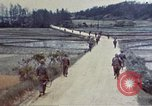 Image of Marine Reconnaissance company Okinawa Ryukyu Islands, 1945, second 14 stock footage video 65675052860